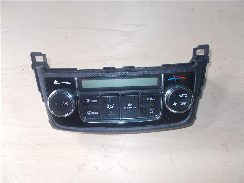 Климат-контроль Toyota Corolla Fielder NZE161 1NZ 2012 (б/у)