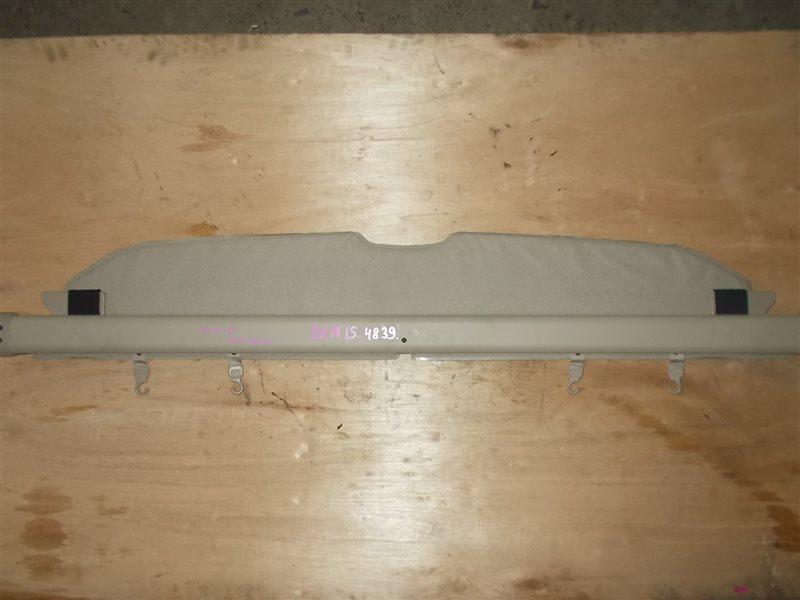 Полка багажника Toyota Gaia SXM15 3S-FE 1998 (б/у)