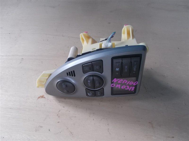 Климат-контроль Toyota Ractis NCP100 1NZ 2006 (б/у)