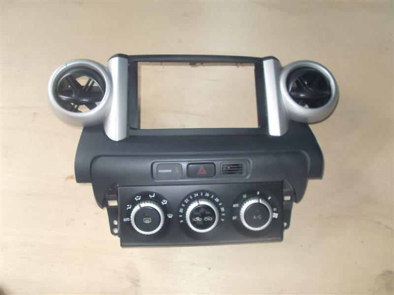 Климат-контроль Toyota Ist NCP60 2NZ 2005 (б/у)