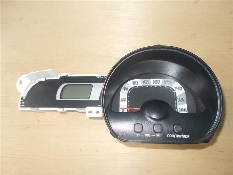 Спидометр Toyota Porte NCP141 1NZ 2013 (б/у)