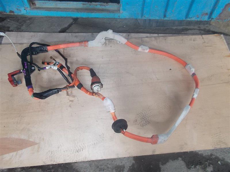Провода высоковольтные Toyota Prius ZVW30 2ZR-FXE 2010 (б/у)