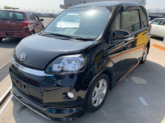 Крыло Toyota Porte NCP141 1NZ 2013 переднее левое (б/у)