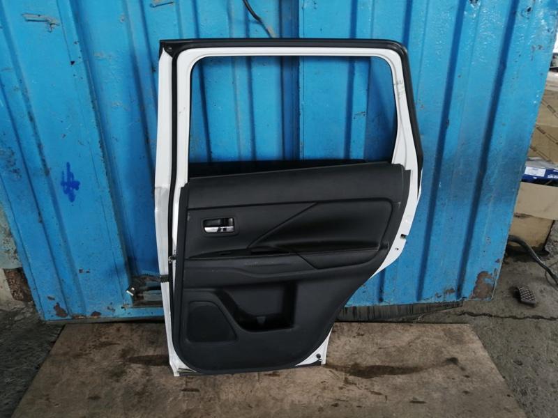 Дверь Mitsubishi Outlander GG2W (б/у)
