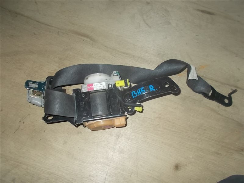 Ремень безопасности Subaru Legacy BH5 передний правый (б/у)