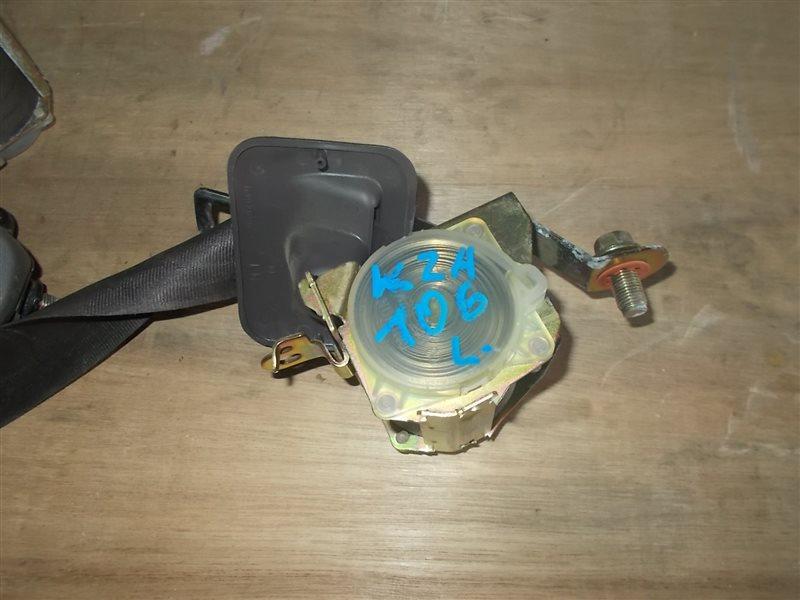 Ремень безопасности Toyota Hiace KZH106 передний левый (б/у)