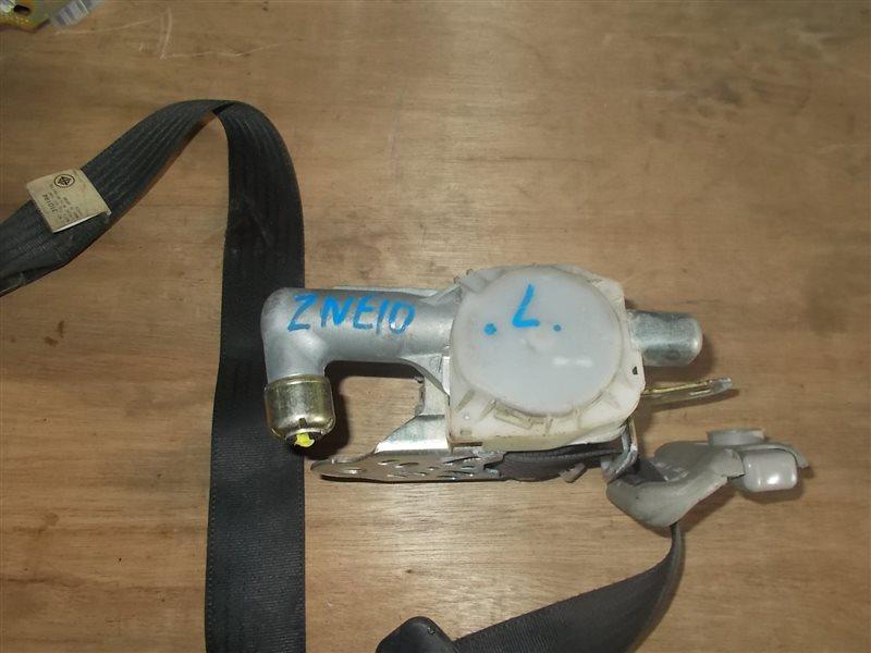Ремень безопасности Toyota Wish ZNE10 передний левый (б/у)