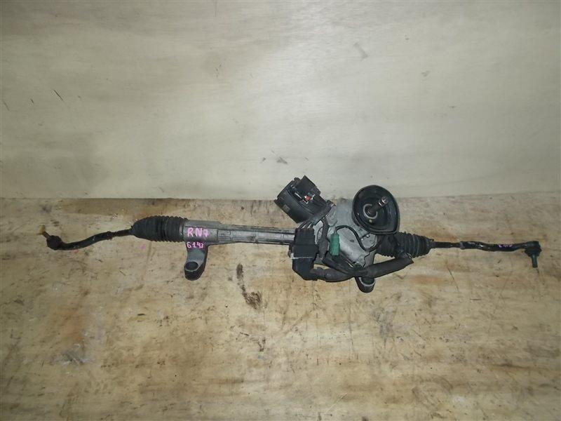 Рулевая рейка Honda Stream RN7 R18A 2007 (б/у)