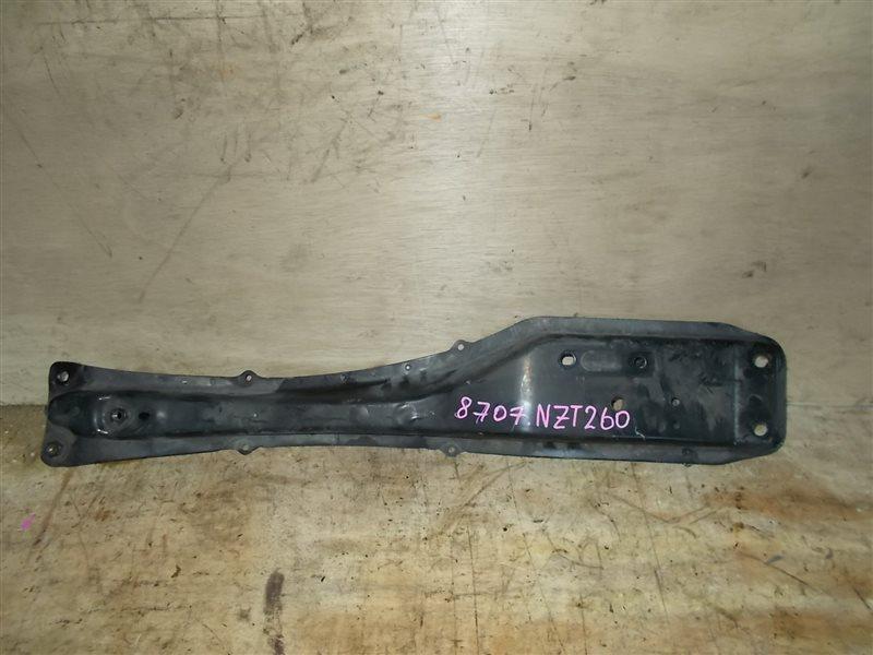 Лыжа (балка продольная под двигатель) Toyota Allion NZT260 1NZ 2008 (б/у)