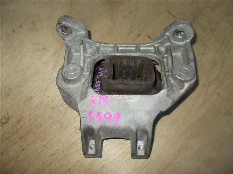 Подушка двигателя Nissan March K13 HR12DE 2011 (б/у)