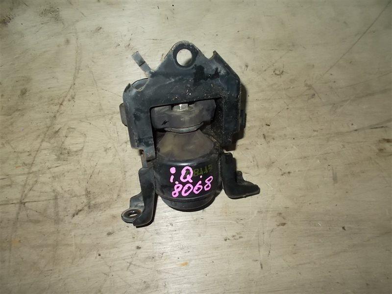 Подушка двигателя Toyota Iq KGJ10 1KR 2009 (б/у)
