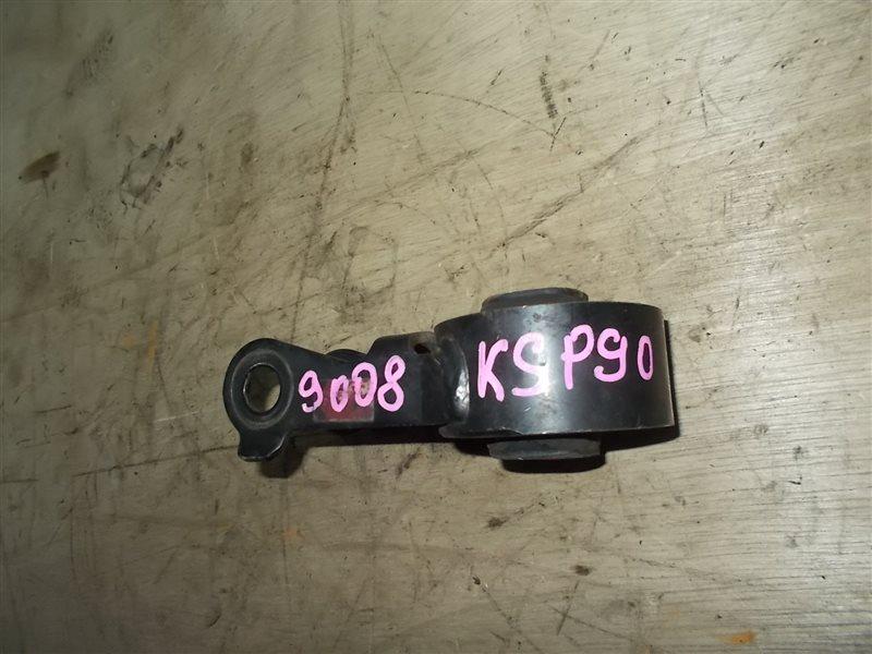 Подушка двигателя Toyota Vitz SCP90 2SZ 2009 (б/у)