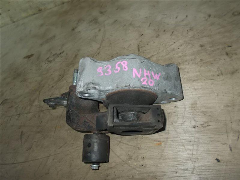 Подушка двигателя Toyota Prius NHW20 1NZ-FXE 2005 (б/у)