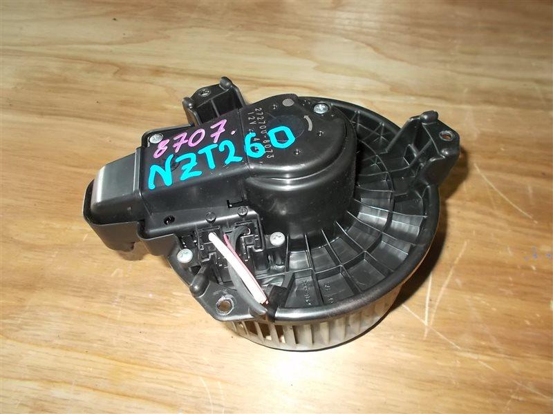 Мотор печки Toyota Allion NZT260 1NZ 2008 (б/у)