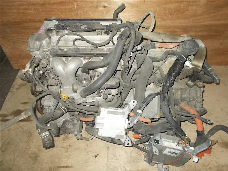 Двс Toyota Prius NHW20 1NZ-FXE 2005 (б/у)