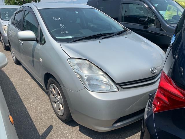 Крыло Toyota Prius NHW20 1NZ-FXE 2005 переднее правое (б/у)