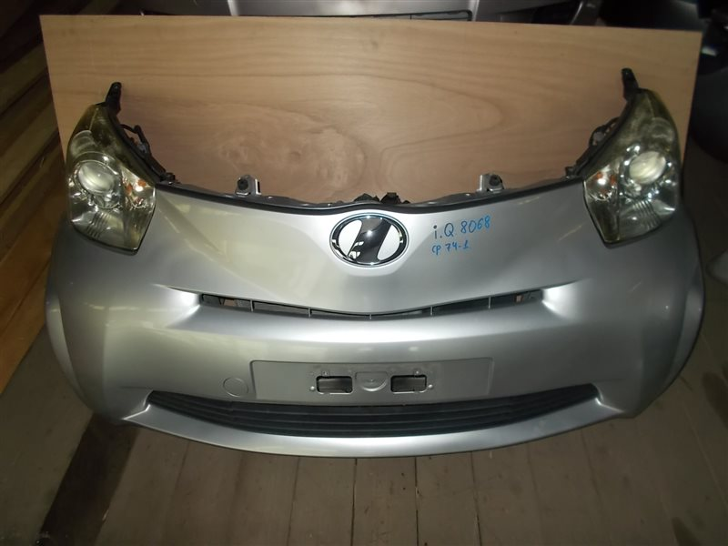 Nose cut Toyota Iq KGJ10 1KR 2009 (б/у)