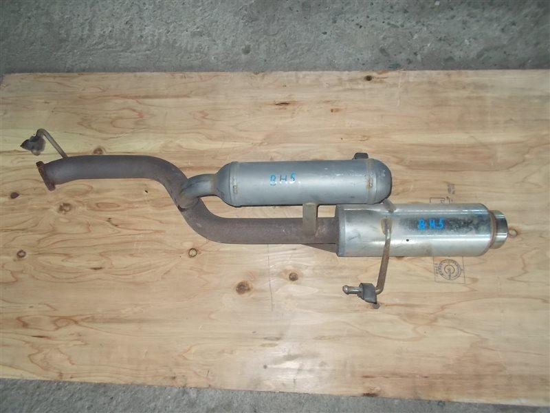 Глушитель Subaru Legacy BH5 (б/у)
