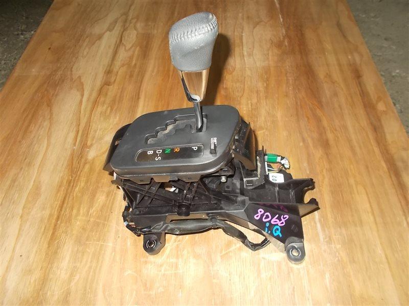 Селектор акпп Toyota Iq KGJ10 1KR 2009 (б/у)
