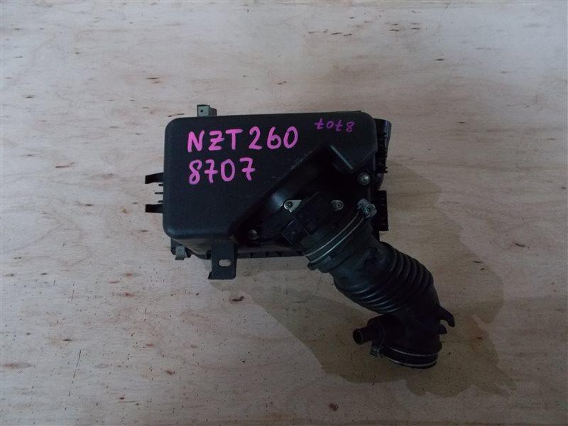 Корпус воздушного фильтра Toyota Allion NZT260 1NZ 2008 (б/у)