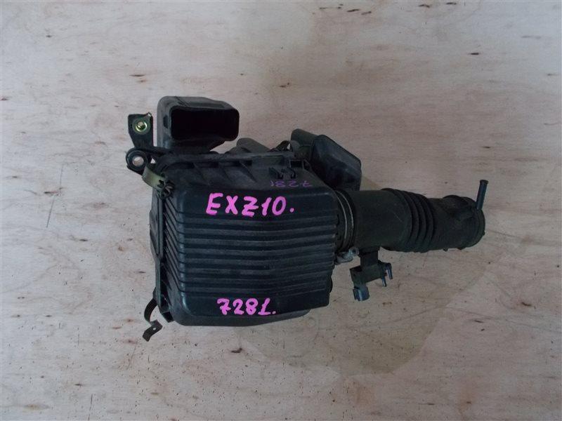 Корпус воздушного фильтра Toyota Raum EXZ10 5E-FE 2001 (б/у)
