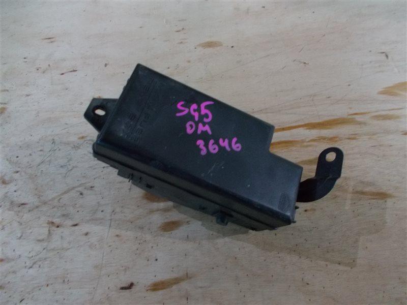 Блок предохранителей Subaru Forester SG5 EJ203 2006 (б/у)