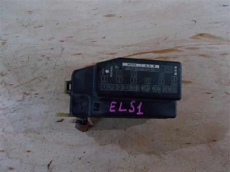 Блок предохранителей Toyota Corolla Ii EL51 4E-FE 1998 (б/у)