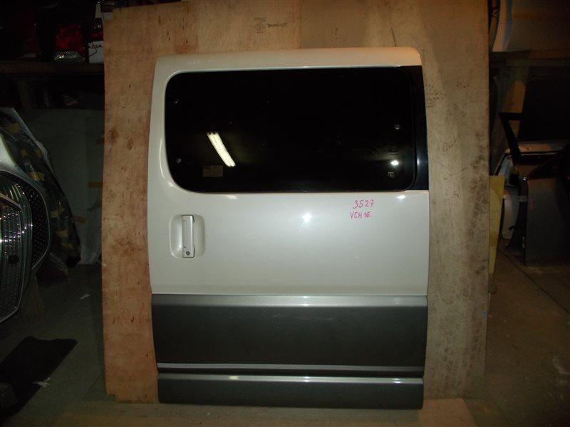 Дверь Toyota Granvia VCH16 5VZ 1998 задняя левая (б/у)