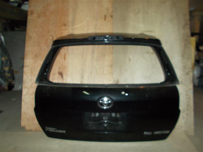 Дверь 5-я Toyota Corolla Fielder NZE161 (б/у)