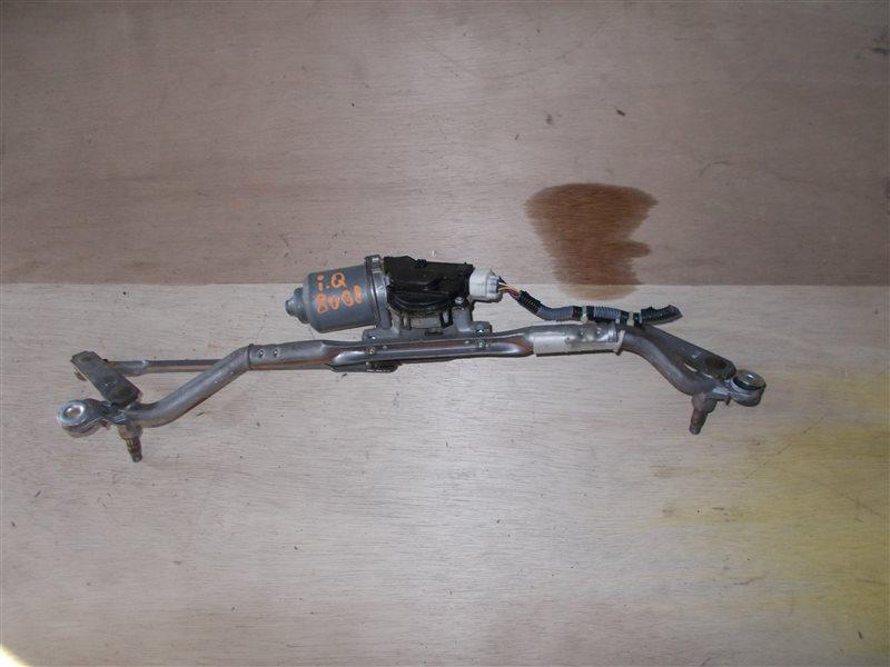 Механизм стеклоочистителя Toyota Iq KGJ10 1KR 2009 (б/у)