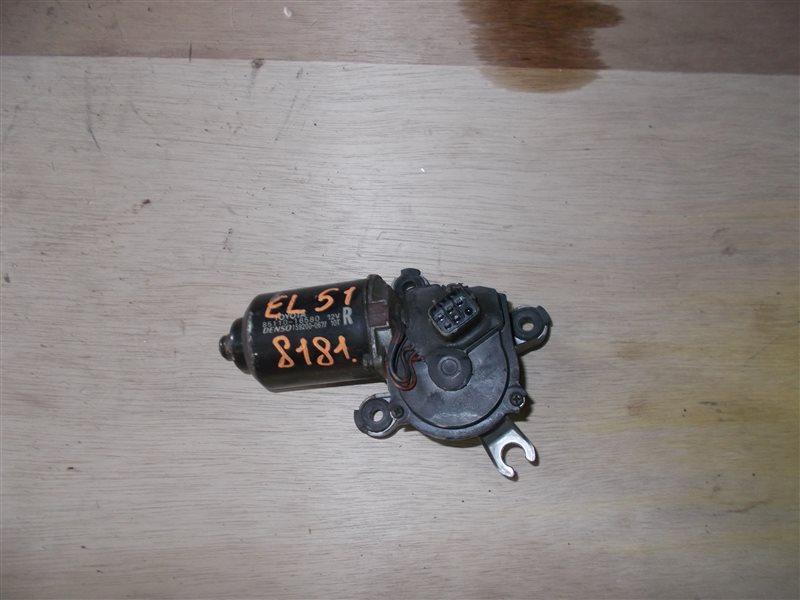 Мотор дворников Toyota Corolla Ii EL51 4E-FE 1998 (б/у)