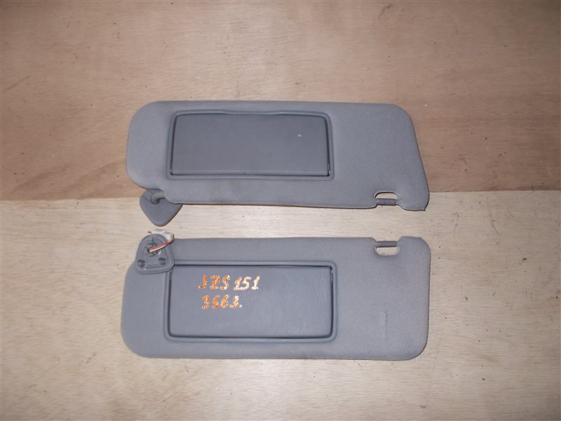 Козырек солнцезащитный Toyota Crown JZS151 1JZ-GE 1998 (б/у)