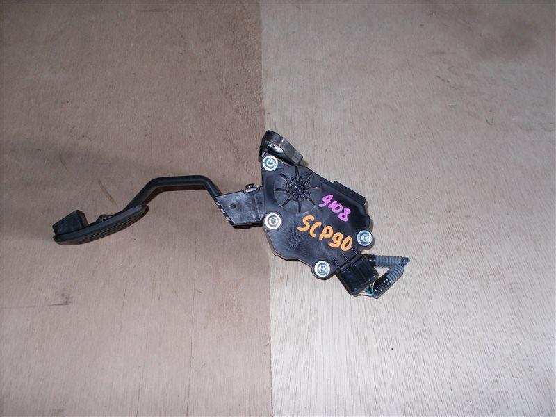 Педаль газа Toyota Vitz SCP90 2SZ 2009 (б/у)