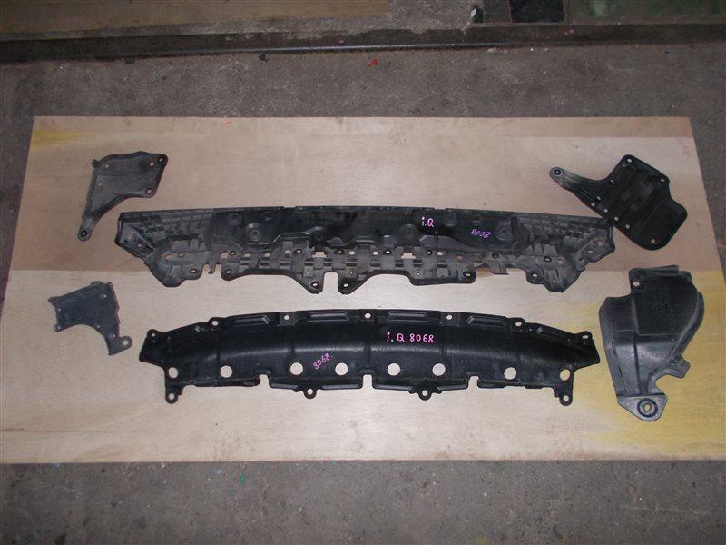 Защита двигателя Toyota Iq KGJ10 1KR 2009 (б/у)