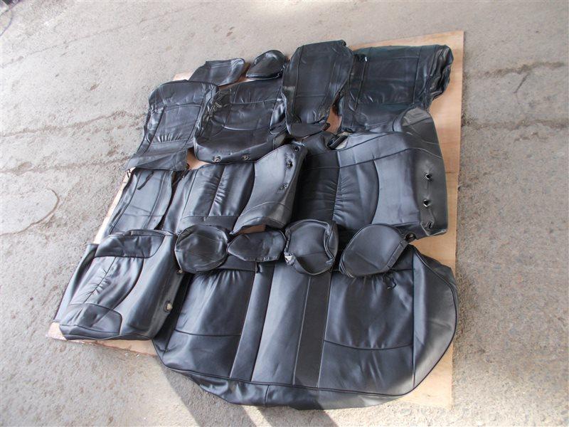 Чехлы на сидения Honda Accord CL7 (б/у)