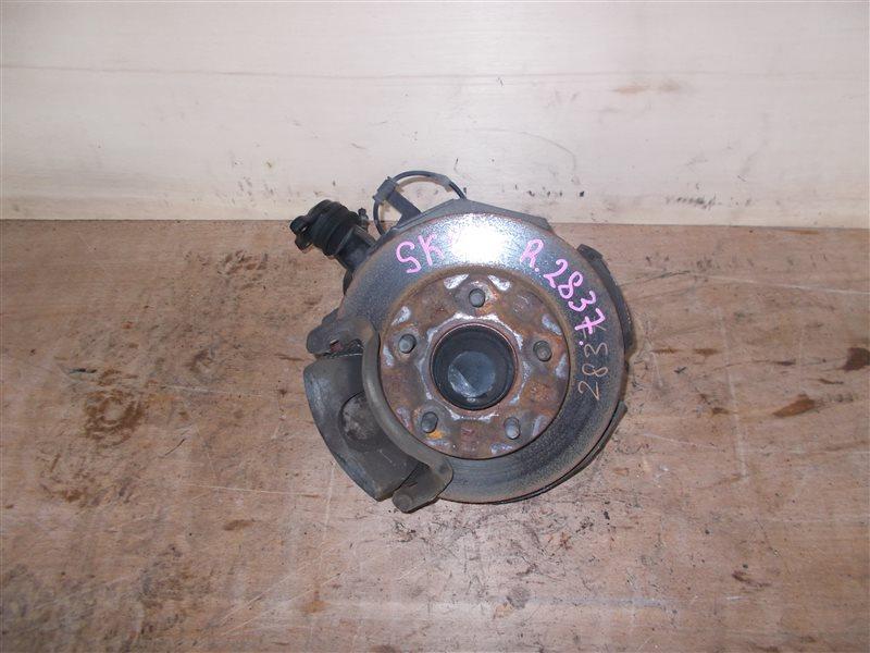 Ступица Mazda Bongo SK82V F8 2008 передняя правая (б/у)