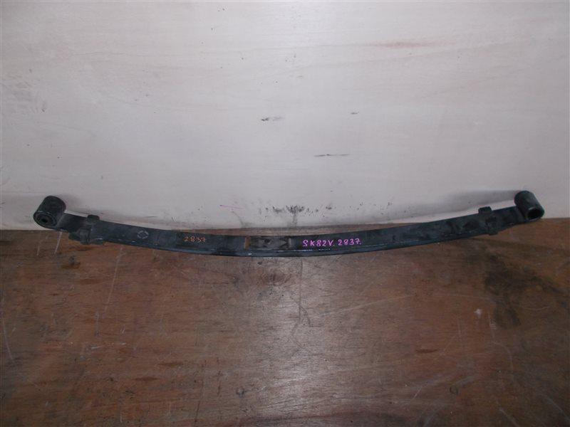 Рессоры Mazda Bongo SK82V F8 2008 задние левые (б/у)