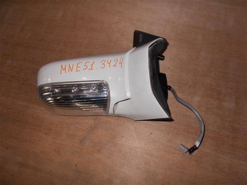 Зеркало Nissan Elgrand MNE51 VQ25 2006 правое (б/у)