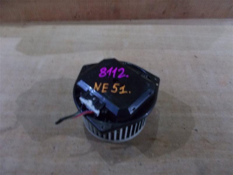Мотор печки Nissan Elgrand NE51 VQ35 2003 (б/у)