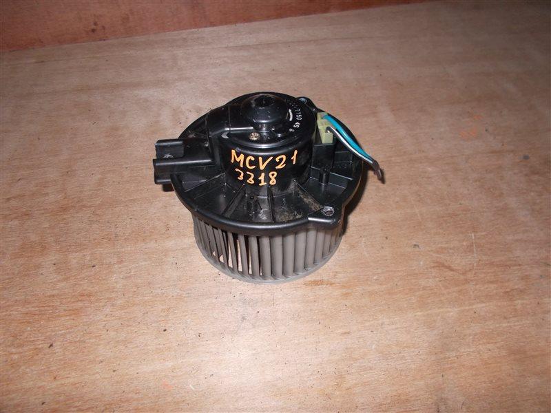 Мотор печки Toyota Mark Ii Qualis MCV21 2MZ-FE 1997 (б/у)