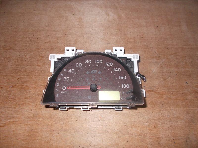 Спидометр Toyota Passo KGC30 1KR 2010 (б/у)