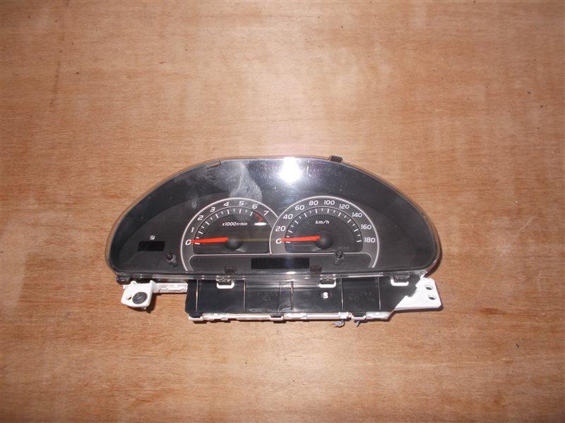 Спидометр Toyota Sienta NCP81 1NZ 2006 (б/у)