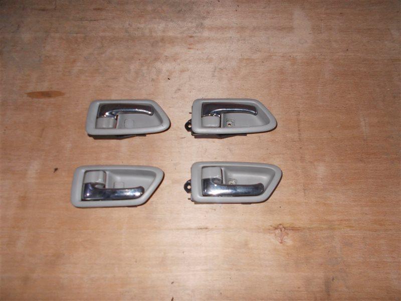 Ручка двери внутренняя Toyota Mark Ii Qualis MCV21 2MZ-FE 1997 (б/у)