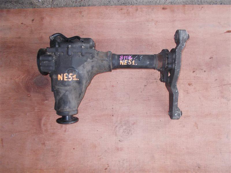 Редуктор Nissan Elgrand NE51 VQ35 2003 передний (б/у)