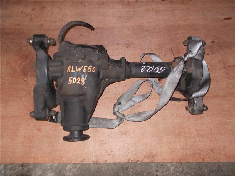 Редуктор Nissan Elgrand ALWE50 VG33 2000 передний (б/у)
