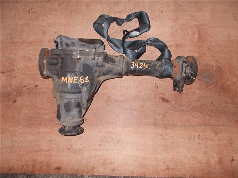 Редуктор Nissan Elgrand MNE51 VQ25 2006 передний (б/у)