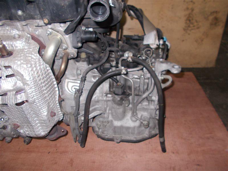 Акпп Toyota Passo KGC30 1KR 2010 (б/у)