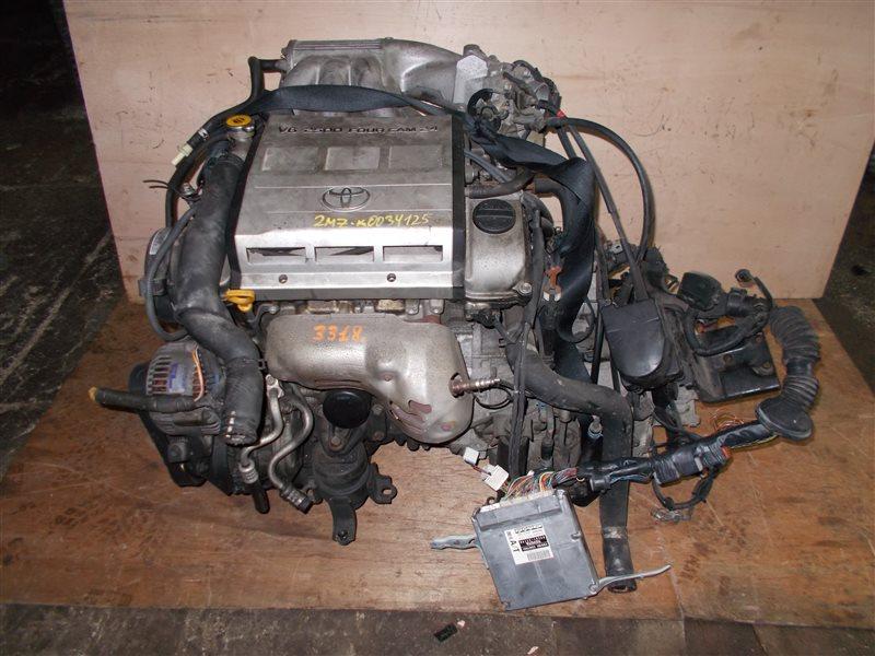 Двс Toyota Mark Ii Qualis MCV21 2MZ-FE 1997 (б/у)