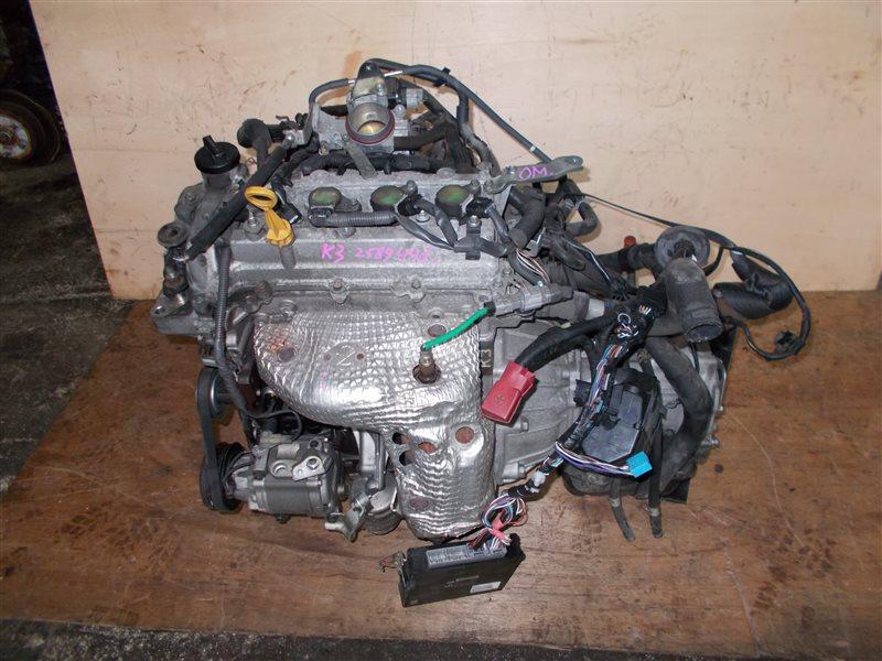 Двс Toyota Bb QNC25 K3-VE 2010 (б/у)