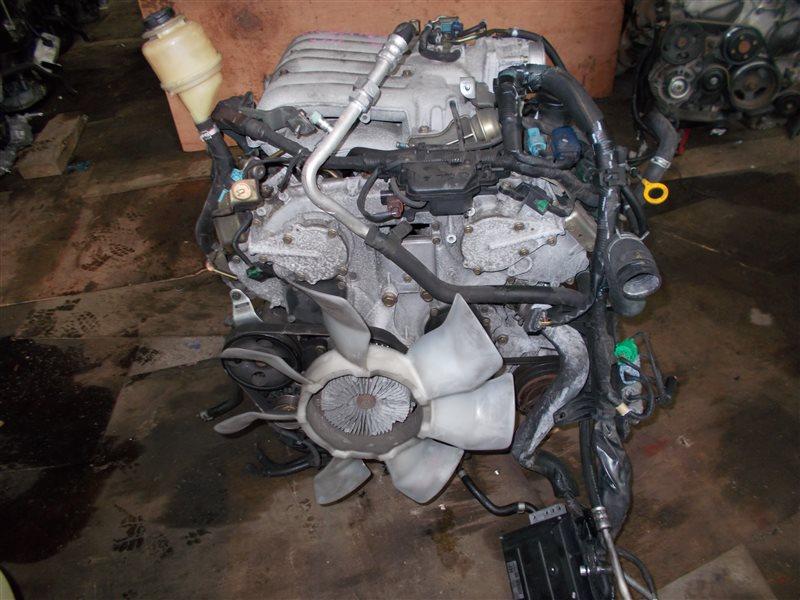 Двс Nissan Elgrand NE51 VQ35 2003 (б/у)